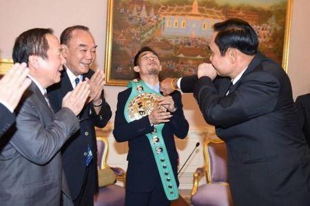 Thu tuong Prayut 'ha KO' nha vo dich WBC - Anh 1