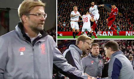 Huyen thoai MU che Liverpool kem coi, Klopp tuc no dom dom - Anh 1