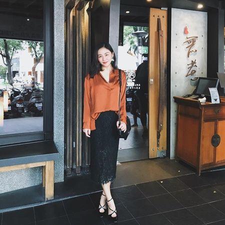 My nhan Viet langxe phong cach nu tinh tren san dien street style - Anh 6