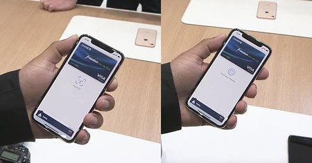 Cach khai bao Face ID cho Apple Pay tren iPhone X - Anh 3
