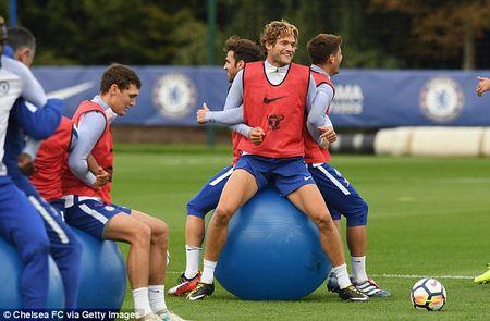 Chelsea chuan bi dai chien Arsenal bang bai tap sieu di - Anh 4