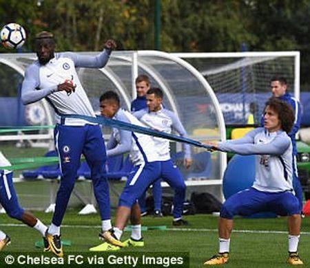 Chelsea chuan bi dai chien Arsenal bang bai tap sieu di - Anh 6