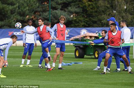 Chelsea chuan bi dai chien Arsenal bang bai tap sieu di - Anh 9