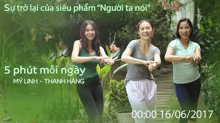 'Me chong' chua ra mat, Thanh Hang da ham ho bat tay vao du an moi - Anh 5