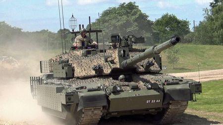 T-90 Viet Nam nam top 7 xe tang hien dai nhat the gioi - Anh 15