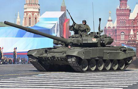 T-90 Viet Nam nam top 7 xe tang hien dai nhat the gioi - Anh 1