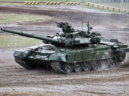 T-90 Viet Nam nam top 7 xe tang hien dai nhat the gioi - Anh 2