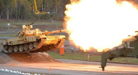 T-90 Viet Nam nam top 7 xe tang hien dai nhat the gioi - Anh 3