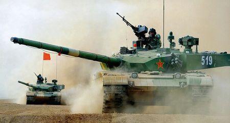 T-90 Viet Nam nam top 7 xe tang hien dai nhat the gioi - Anh 9