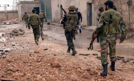 Quan Syria giai phong nhieu khu vuc o mien trung Syria - Anh 7