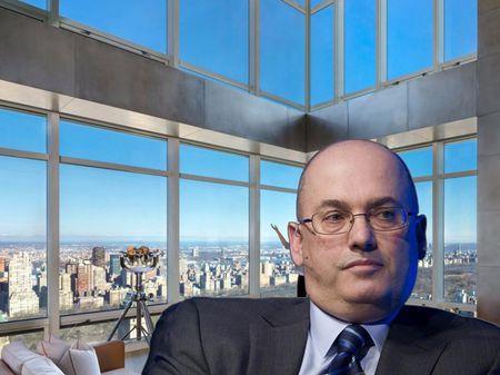 Penthouse khong lo dep nhu mo giam gia soc cua ty phu Steve Cohen - Anh 1