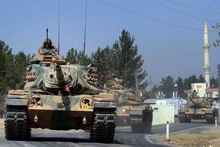 25.000 binh si Tho Nhi Ky, FSA se tien vao tinh Idlib? - Anh 1