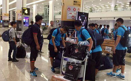 U18 Viet Nam ve nuoc, vao bang de tho tai vong loai U19 chau A - Anh 1