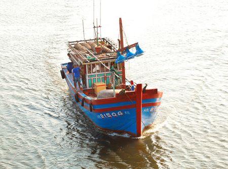 11 thuyen vien o Thanh Hoa bi mat lien lac truoc khi bao so 10 do bo - Anh 1
