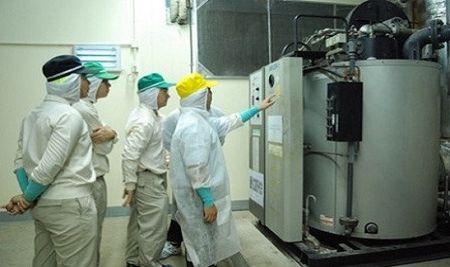 Hai Phong: Xu phat 3 co so vi pham trong quan ly va su dung nguon phong xa - Anh 1