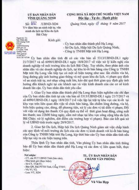 Vi sao tinh Quang Ninh cam mo nhac sau 10h dem tai khu du lich Bai Chay? - Anh 1