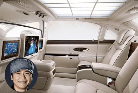 Ngam dan xe hop hang sang tien ty cua sao Han - Anh 11