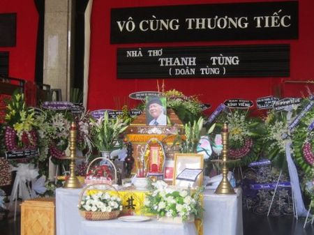 "Nha tho Thanh Tung cua ""Thoi hoa do"": Roi nuoc mat thay loi tu biet truoc khi mat - Anh 2"