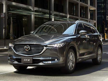 Mazda CX-8 danh rieng thi truong Nhat Ban, chot gia 660 trieu dong - Anh 1