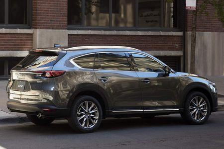 Mazda CX-8 danh rieng thi truong Nhat Ban, chot gia 660 trieu dong - Anh 4