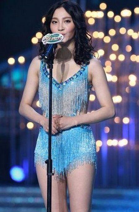 Qua ho hang, my nu 'Diep Van' bi duoi khoi song truyen hinh - Anh 1