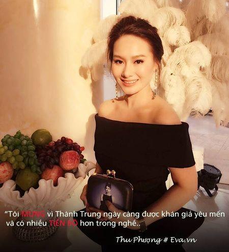 "Thu Phuong: ""Moi quan he cua toi va chong cu Thanh Trung gio kha tot dep"" - Anh 1"