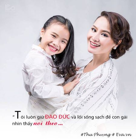 "Thu Phuong: ""Moi quan he cua toi va chong cu Thanh Trung gio kha tot dep"" - Anh 2"