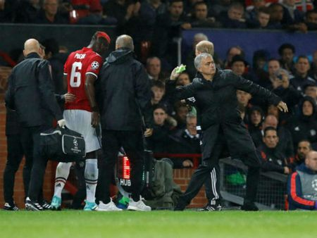 Pogba lo dai chien Liverpool: Cai loi chuyen gia MU, Mourinho dien tiet - Anh 2