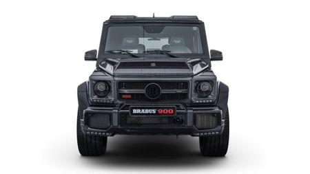 Chiem nguong Brabus G65, xe off-road manh nhat the gioi gia hon 18 ty dong - Anh 1