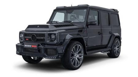 Chiem nguong Brabus G65, xe off-road manh nhat the gioi gia hon 18 ty dong - Anh 2
