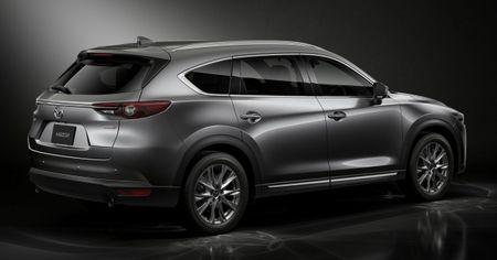Mazda CX-8 vua ra mat 'chot gia' 680 trieu dong co gi noi troi? - Anh 1