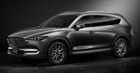 Mazda CX-8 vua ra mat 'chot gia' 680 trieu dong co gi noi troi? - Anh 2