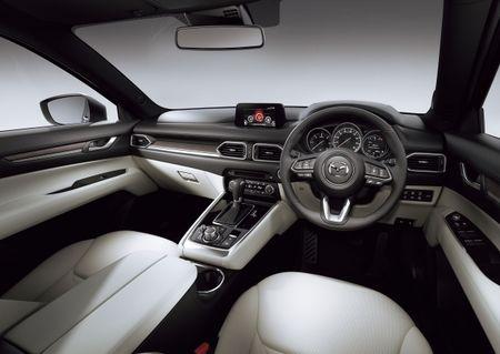 Mazda CX-8 vua ra mat 'chot gia' 680 trieu dong co gi noi troi? - Anh 3