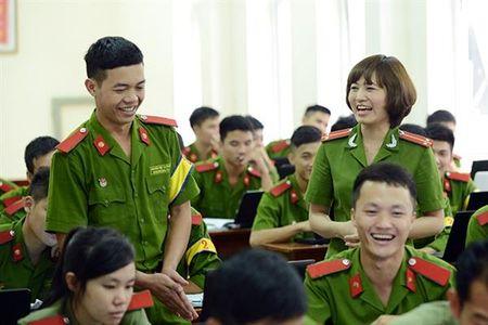 Hoc vien Canh sat nhan dan xet tuyen bo sung 22 chi tieu dot 3 - Anh 1