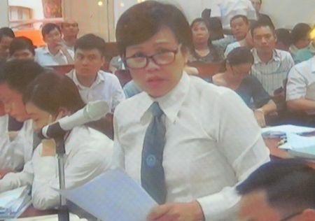 Xet xu Ha Van Tham: Bi cao deu dan mang tien cho anh ho da 'lap cong chuoc toi' - Anh 1