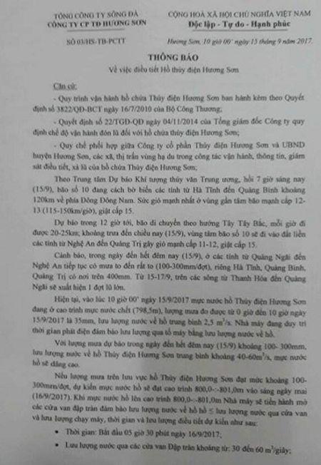 Nghe An: Chua co phuong an xa ho Vuc Mau sau bao so 10 - Anh 3