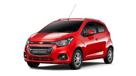 Chevrolet Spark 2018 co gia tu 299 trieu dong tai Viet Nam - Anh 2
