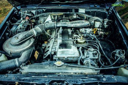 Can canh Toyota Land Cruiser J70 ban tai 'hang thua' tai Ha Noi - Anh 11