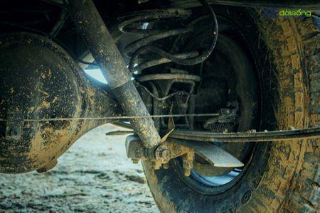 Can canh Toyota Land Cruiser J70 ban tai 'hang thua' tai Ha Noi - Anh 12