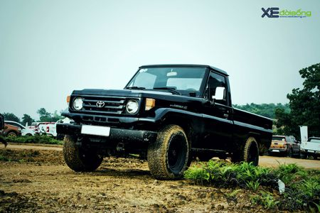 Can canh Toyota Land Cruiser J70 ban tai 'hang thua' tai Ha Noi - Anh 14