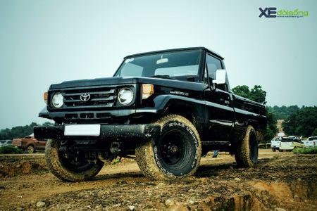 Can canh Toyota Land Cruiser J70 ban tai 'hang thua' tai Ha Noi - Anh 15