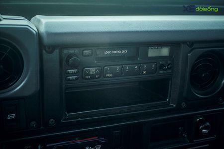 Can canh Toyota Land Cruiser J70 ban tai 'hang thua' tai Ha Noi - Anh 18