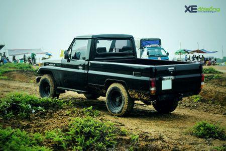 Can canh Toyota Land Cruiser J70 ban tai 'hang thua' tai Ha Noi - Anh 20
