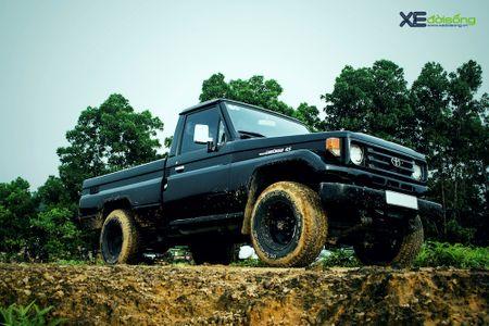 Can canh Toyota Land Cruiser J70 ban tai 'hang thua' tai Ha Noi - Anh 2