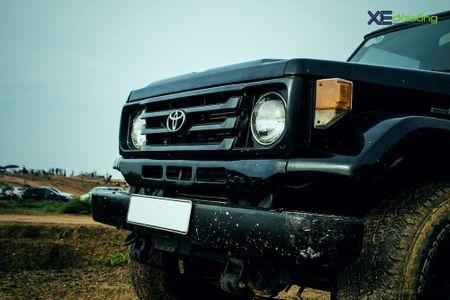 Can canh Toyota Land Cruiser J70 ban tai 'hang thua' tai Ha Noi - Anh 3