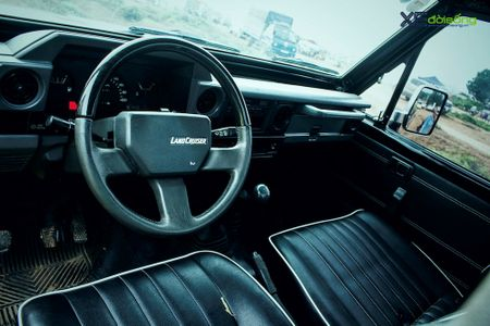 Can canh Toyota Land Cruiser J70 ban tai 'hang thua' tai Ha Noi - Anh 9