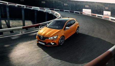 Chi tiet Renault Megane RS moi, doi thu cua Ford Focus RS - Anh 6