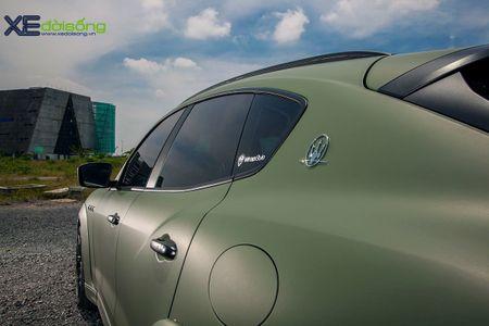 Maserati Levante do dinh nhat Viet Nam voi goi Novitec Esteso - Anh 13