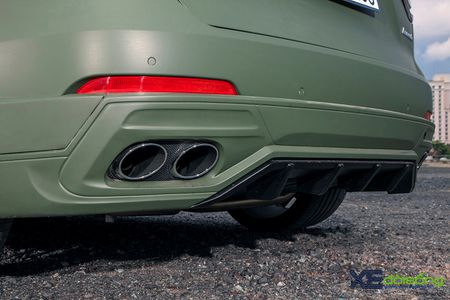Maserati Levante do dinh nhat Viet Nam voi goi Novitec Esteso - Anh 15