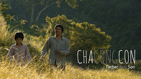 'Cha cong con' va ky vong o san choi lon - Anh 1